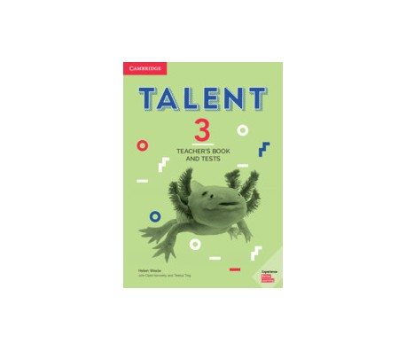 Talent Level 3 Teacher's Book and Tests