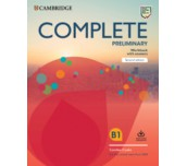 Complete Preliminary Workbook with Answers with Audio Download For the Revised Exam from 2020
