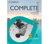 Complete Key for Schools Teacher's Book with Downloadable Class Audio and Teacher's Photocopiable Worksheets