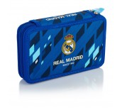 Зареден Ученически твк  несесер  2W RM-134 Real Madrid Color 4