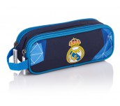 Несесер с 2 ципа RM-78 FC Real Madrid Color 3