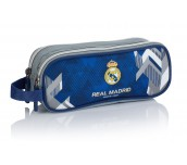 Несесер с 2 ципа RM-177 Real Madrid Color 5