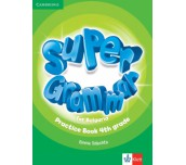 Super Grammar for Bulgaria 4th grade Practice Book