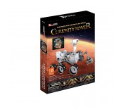 CUBIC FUN ПЪЗЕЛ 3D SPACE SERIES CURIOSITY ROVER 166Ч. X24