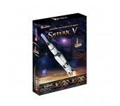 CUBIC FUN ПЪЗЕЛ 3D SPACE SERIES SATURN V ROCKET 68Ч. X24