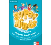 Super Minds for Bulgaria 3rd grade Student's Book